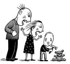 خشونت در خانواده