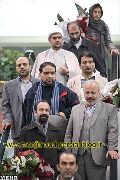 بازگشت اصغر فرهادی به ایران