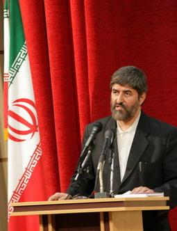 دکتر علی مطهری نماینده مردم تهران در مجلس