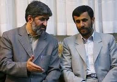 دکتر احمدی نژاد و علی مطهری