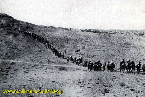 قتل عام ارمنیان توسط دولت عثمانی