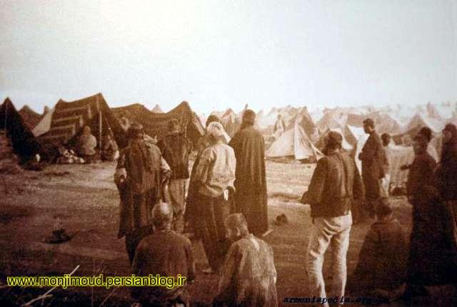 قتل عام و نسل کشی ارمنیان توسط دولت عثمانی در جنگ جهانی اول
