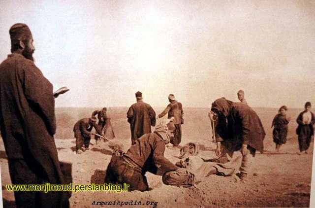 نسل کشی ارامنه توسط دولت عثمانی