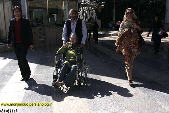شان استون در اصفهان